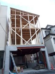 鉄・木混構造